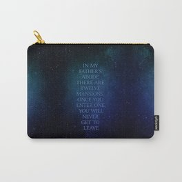 Twelve mansions Carry-All Pouch