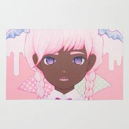 Pastel Vampire Rug