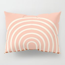 Terracota Pastel Pillow Sham