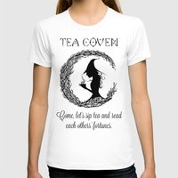 coven T-shirts featuring TEA COVEN by Tea Coven