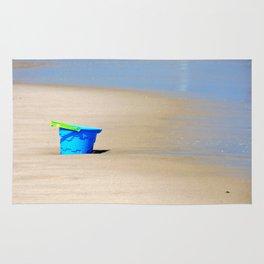 Little Blue Bucket Rug