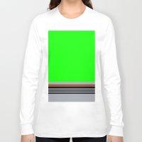 luke hemmings Long Sleeve T-shirts featuring Luke by Jake Bjeldanes