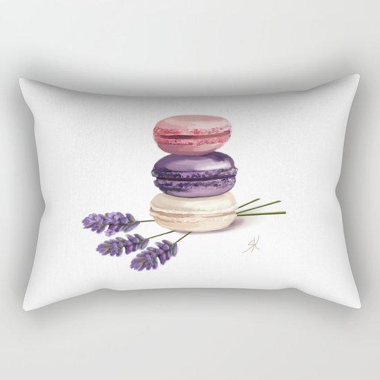 Macarons Rectangular Pillow