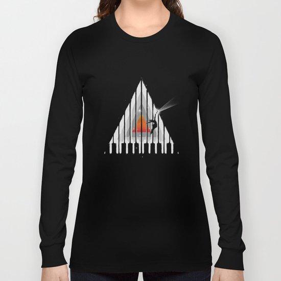 Cosmic Piano Long Sleeve T-shirt