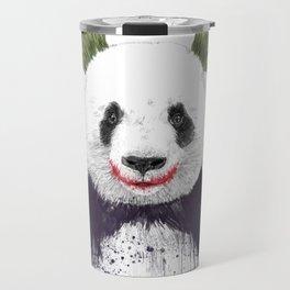 Jokerface Travel Mug