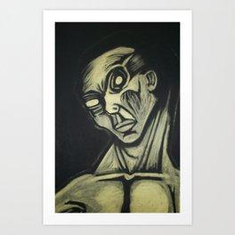 Superior Art Print