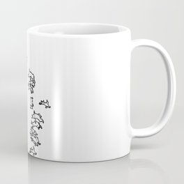 And So We Go Dancing Coffee Mug