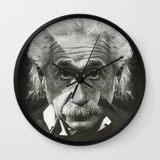 Albert E Mix 1 Wall Clock