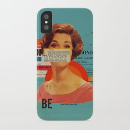 Be iPhone Case