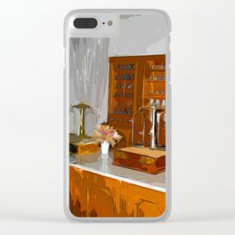 Pharmacy - The Shop Clear iPhone Case