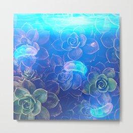 Jellyfish Dream Metal Print