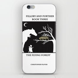 The Flying Forest iPhone Skin