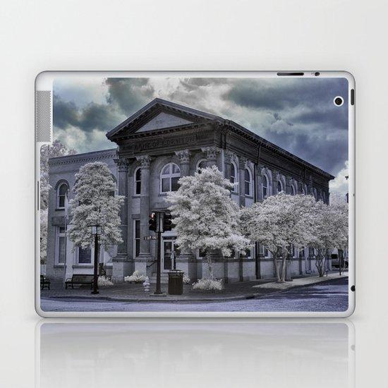 Edenton Bank Laptop & iPad Skin