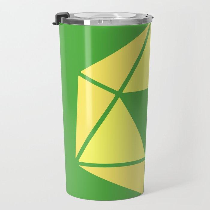 Zelda - Triforce D20 Travel Mug