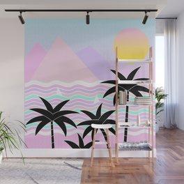 Hello Islands - Sunny Shores Wall Mural