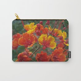 Red Bird of Paradise #1 Carry-All Pouch