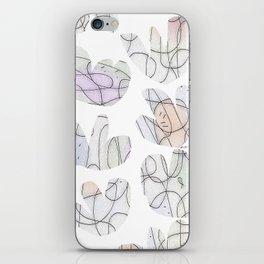 sea grass iPhone Skin