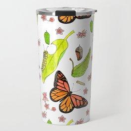 Monarch Migration Travel Mug