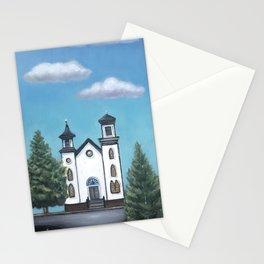 The Narrow Way Stationery Cards