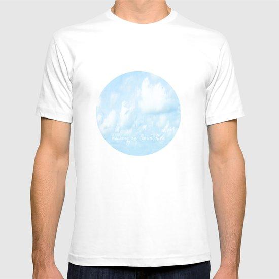 Walking On Cloud Nine  T-shirt