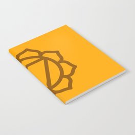 Solar Plexus Chakra Manipura Notebook