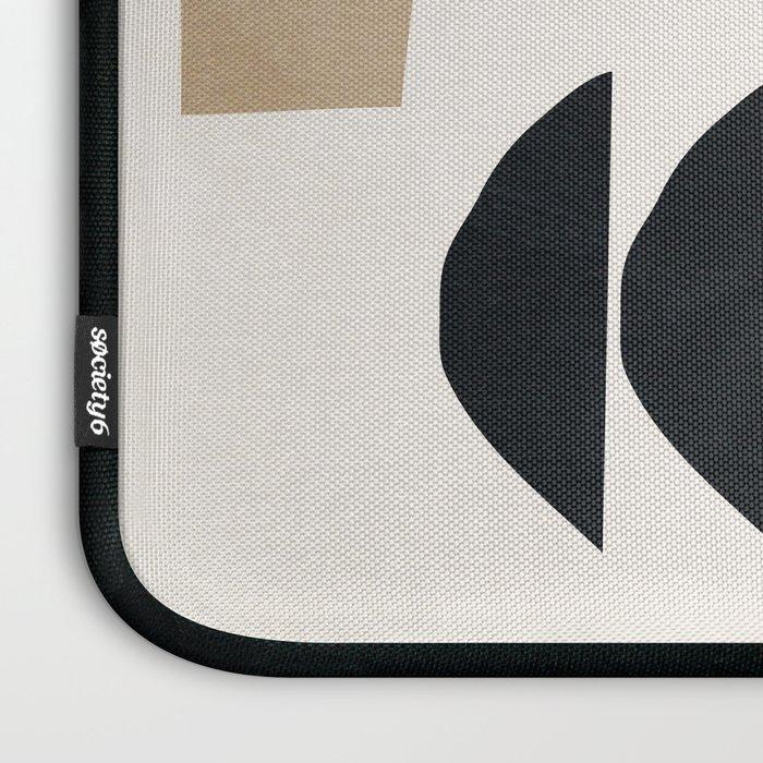 abstract minimal 6 Laptop Sleeve