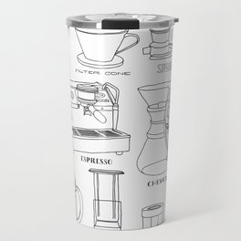 Coffee Brewing Travel Mug