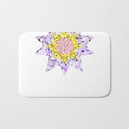 Dazzling Diamond Starmie! Bath Mat
