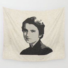 Rosalind Franklin Wall Tapestry