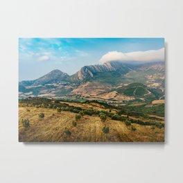 Jebel Musa (Morocco) Metal Print