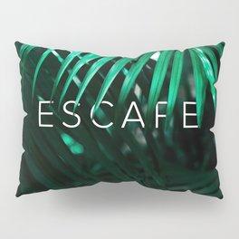 Escape into the Jungle Pillow Sham