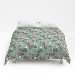 SPRING BLOSSOM Comforters