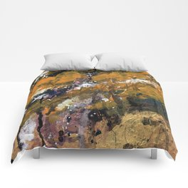 abstract 2 Comforters