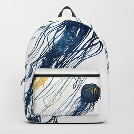 Metallic Jellyfish II Backpack