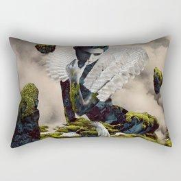 WINTER POETRY Rectangular Pillow