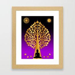 Bodhi Tree0404 Framed Art Print