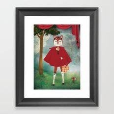 Bichette Framed Art Print