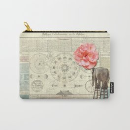 The tenacity of love Carry-All Pouch