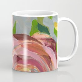 Platinum Rose Coffee Mug