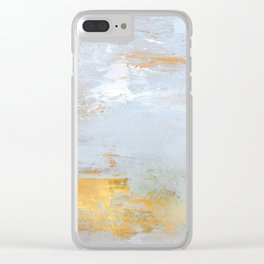 Golden Light 2 Clear iPhone Case