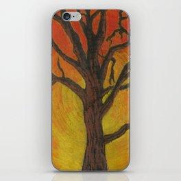 Oak iPhone Skin