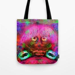 Overactive Brain Tote Bag