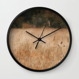 Äspo Ecological Country Wall Clock