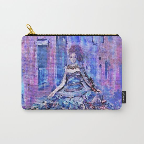 Vibrant mood Carry-All Pouch