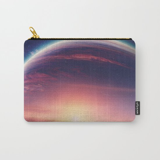 Jupiterian sunset Carry-All Pouch