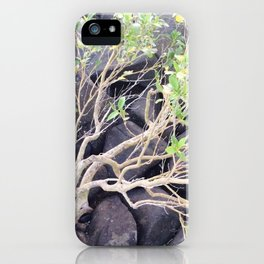 Black Rock iPhone Case