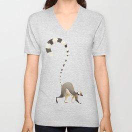 Lemur Unisex V-Neck