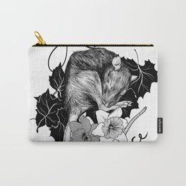Rat in Peace Carry-All Pouch