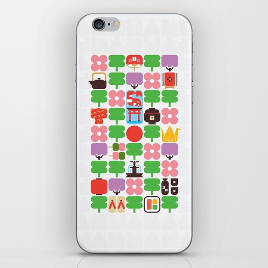 Japan Day iPhone & iPod Skin