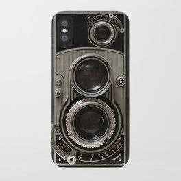 Vintage Camera 01 iPhone Case